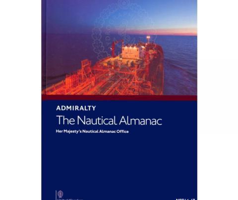 ADMIRALTY Nautical Almanac (NP314)