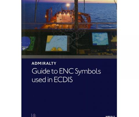 ADMIRALTY Guide to ENC symbols used in ECDIS (NP5012)