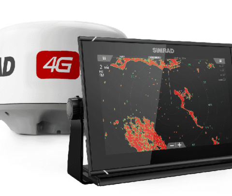 Simrad 12 NSSEVO3 + Radar 4G