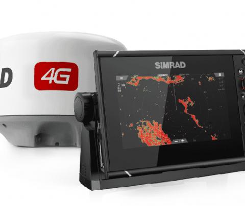 Simrad 7 NSSEVO3 + Radar 4G