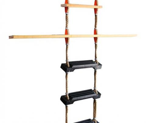 Pilot Ladder em madeira