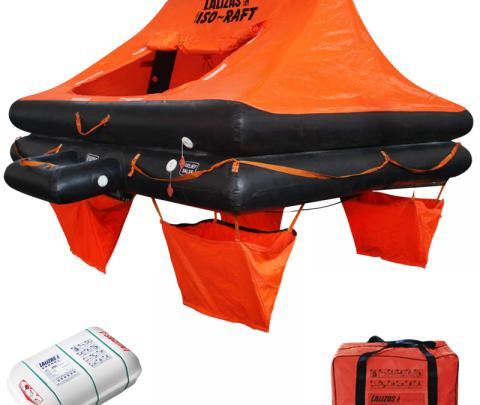 Jangada Salva-Vidas ISO-RAFT 9650-1