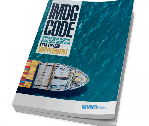 IMDG Code Supplement, 2018