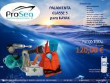 Palamenta Classe 5 para Kayak