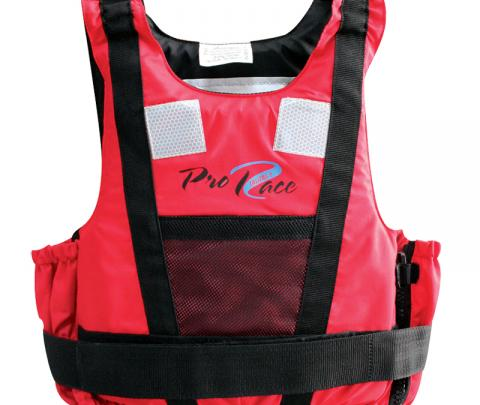 Colete de Salvação Pro Race, 50N, ISO 12402-5